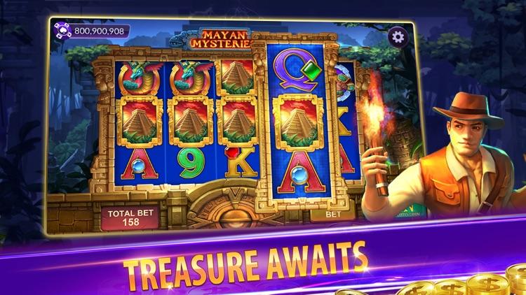 Casino Deluxe - Vegas Slots screenshot-3