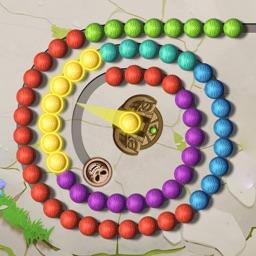 Marblepuzzle-Ball Shoot