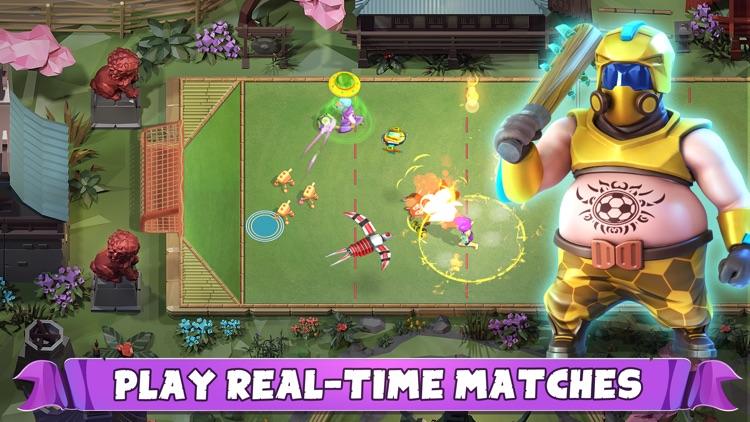 Soccer Battles screenshot-0