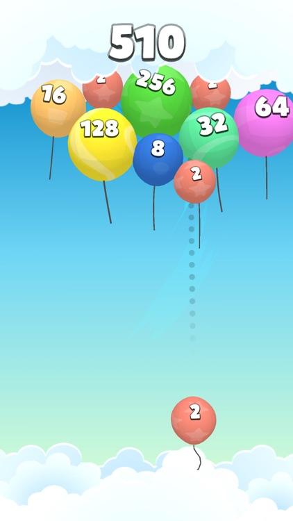 2048 Balloons 3D