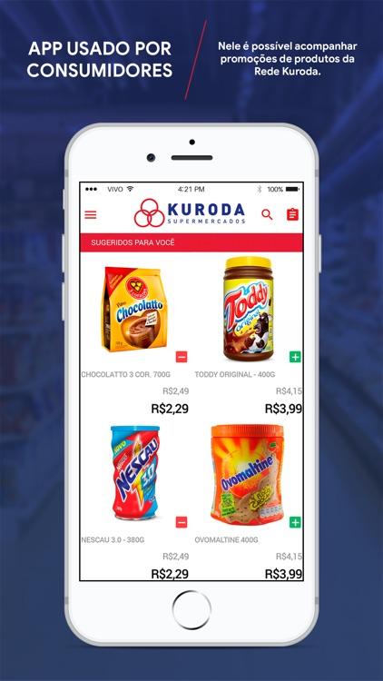 Kuroda Supermercados screenshot-3