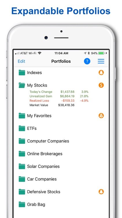 StockHop: Stock Tracker screenshot-3