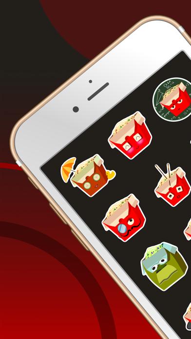 Скриншот №2 к Wok Stickers