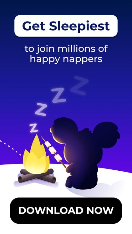 Sleepiest Sleep Sounds Stories screenshot-7