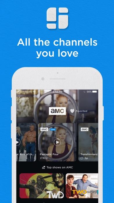 Philo Screenshot