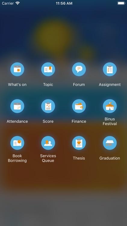 BINUS Mobile for Student screenshot-3