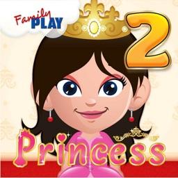 Princess Grade 2 School Games