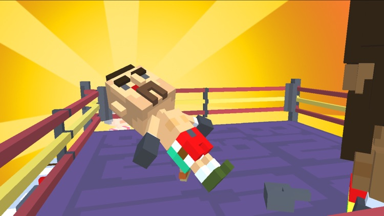 Square Fists - Boxing screenshot-5