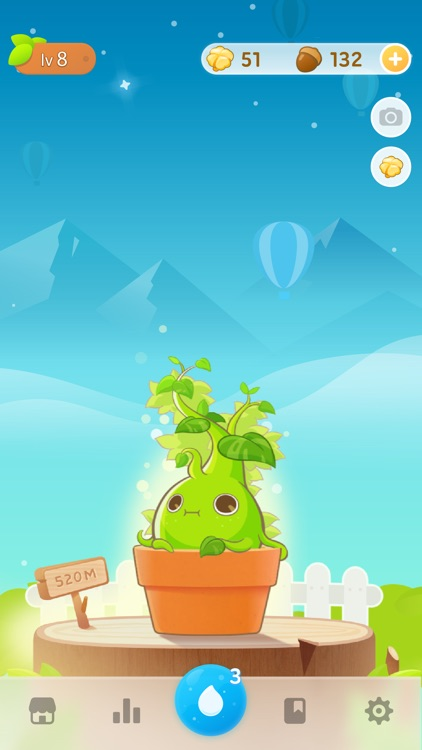 Plant Nanny² Water Tracker Log screenshot-9