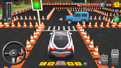 Car Parking : City Car Driving screenshot four