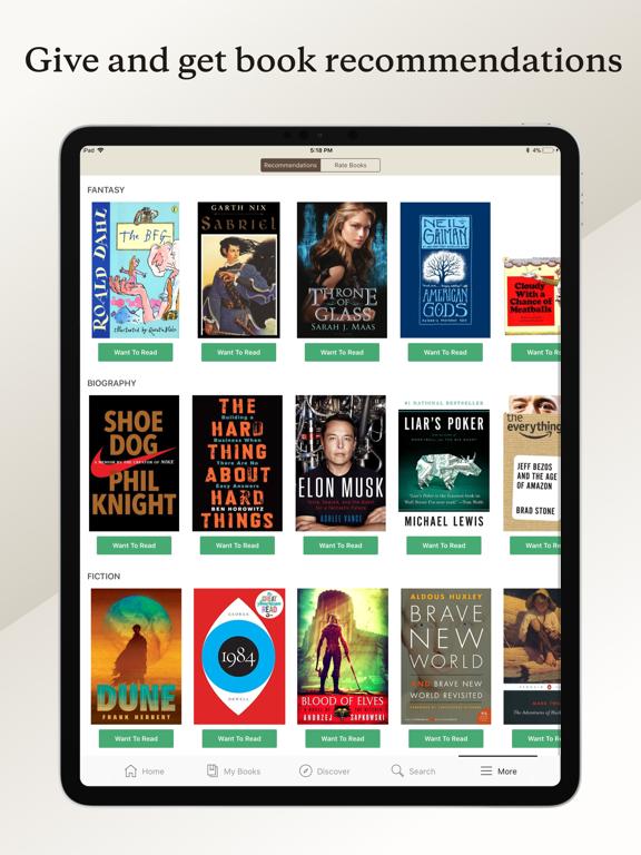 Goodreads: Book Reviewsのおすすめ画像2
