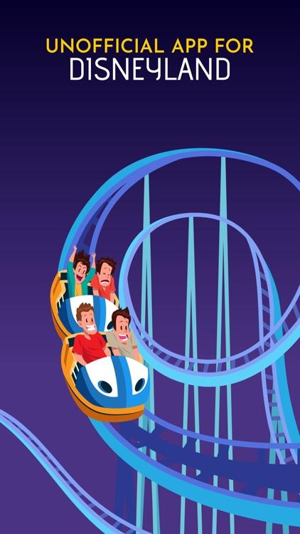 Unofficial App for Disneyland