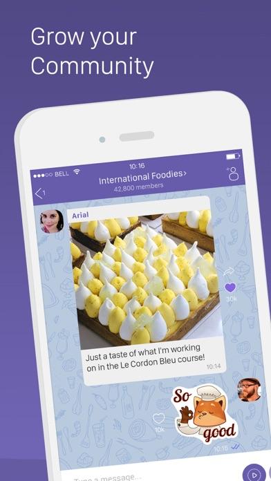 Viber Messenger review screenshots