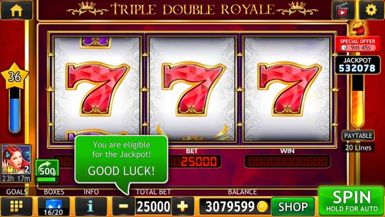 Wild Triple 777 Slots Casino screenshot-9