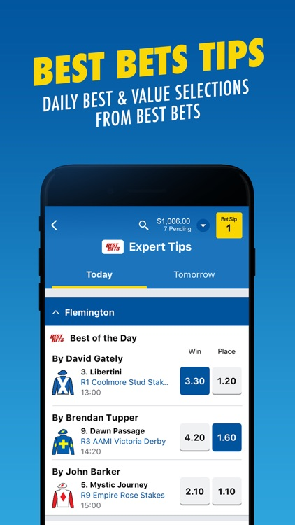 Sportsbet - Online Betting App screenshot-5