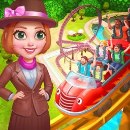 FUNTOWN Match 3 ThemePark Game