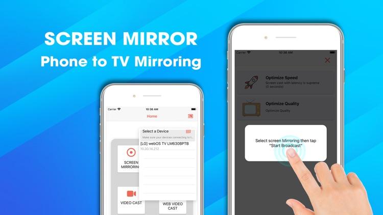 Screen Mirroring - Miracast.