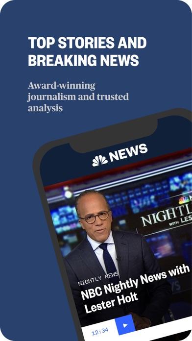Nbc News review screenshots