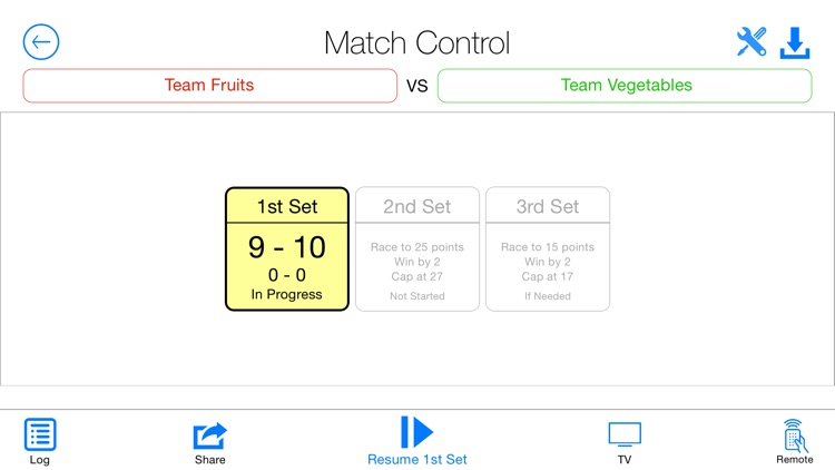 Volleyball Referee: screenshot-2