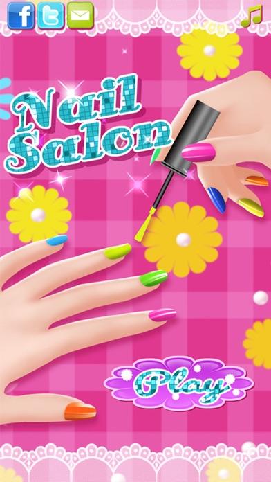 Nail Salon™ Screenshot on iOS