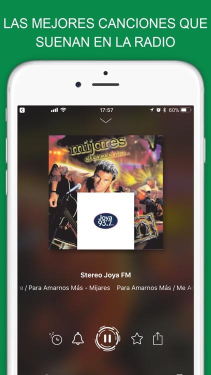 Radio Mexico FM: Live stations