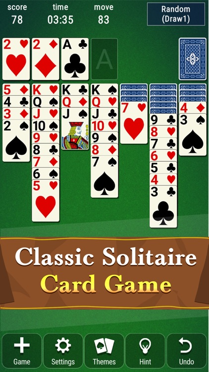 Classic Solitaire: Patience screenshot-0