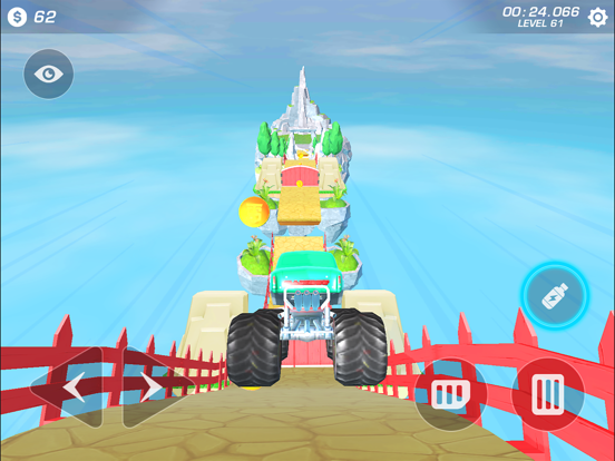 Car Stunts Climb 3Dのおすすめ画像6