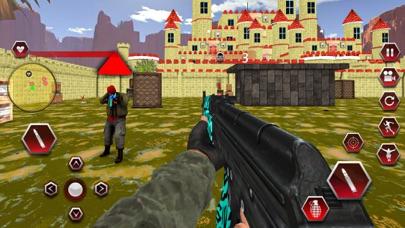 Sniper Strike Shooting Battle screenshot 1