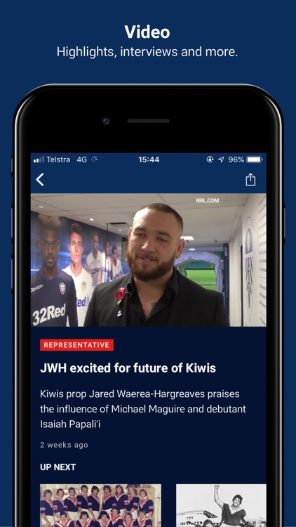 Sydney Roosters screenshot-5