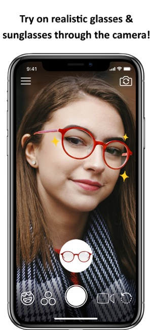 a26015f80338 VirTry - 3D Fitting of Glasses on the App Store