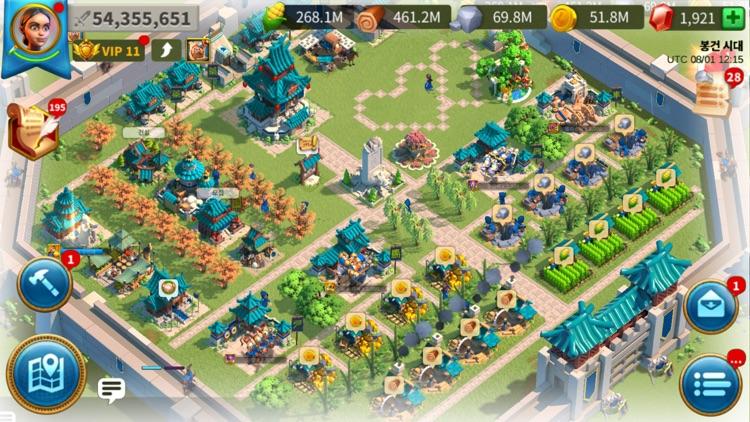 라이즈 오브 킹덤즈 screenshot-8