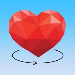 Poly4u - 3D Poly Sphere Puzzle