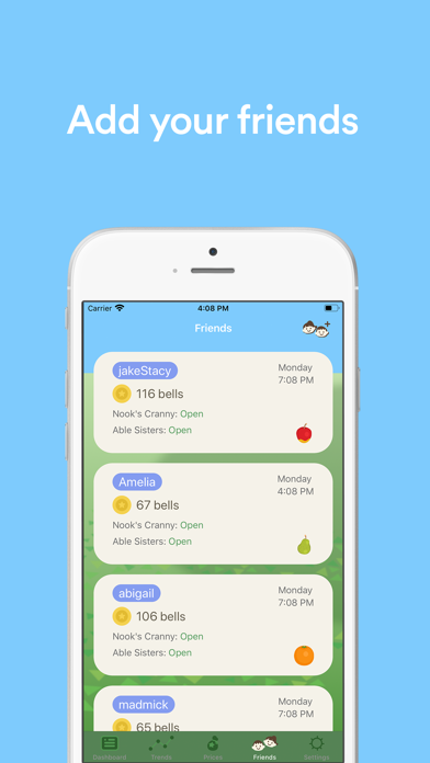 Turnip Exchange Screenshot