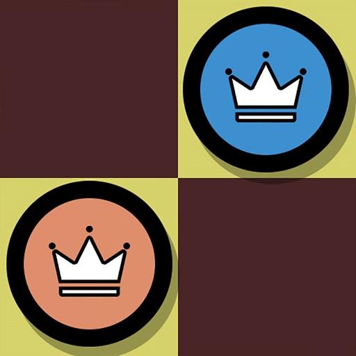 American Checkers Board game