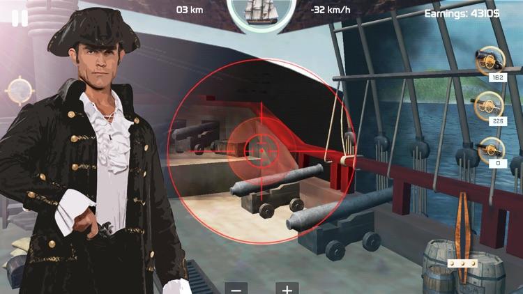 Online Warship Simulator screenshot-5