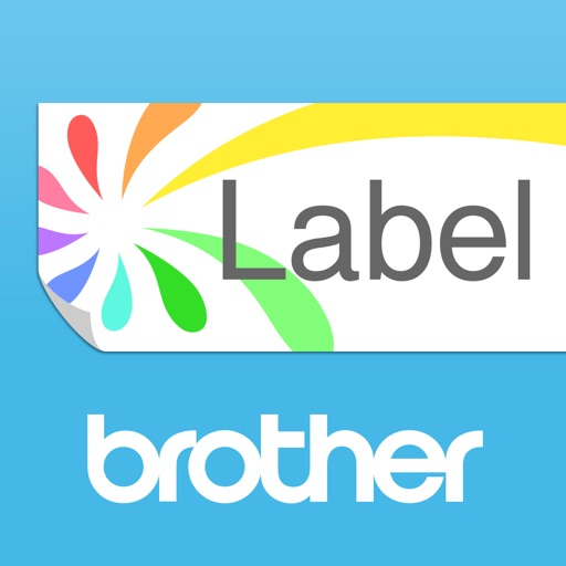 Brother Color Label Editor
