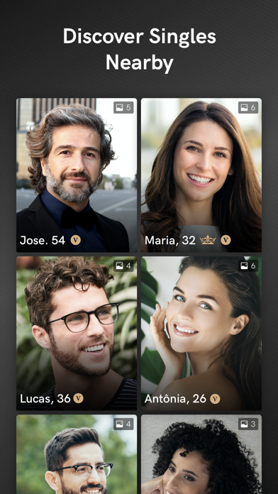 Luxy PRO: Selective Dating Screenshots