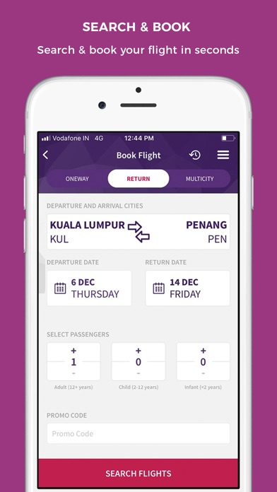 Download Malindo Air for Pc