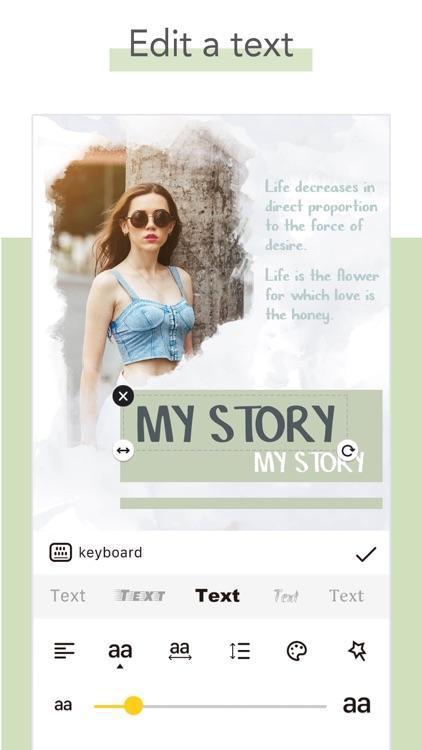 Insta Story screenshot-4