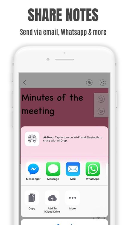 StickMe Notes Sticky Notes App screenshot-6