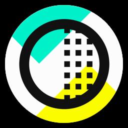 Ícone do app Contrast — Color Accessibility