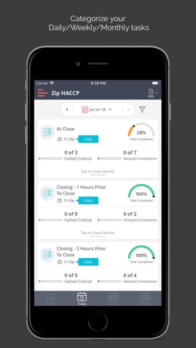 Zip HACCP App Data & Review - Business - Apps Rankings!