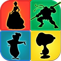 Codes for Cartoon Shapes Shadow Quiz Trivia ~ Learn Famous Animation Movie Character Name Hack