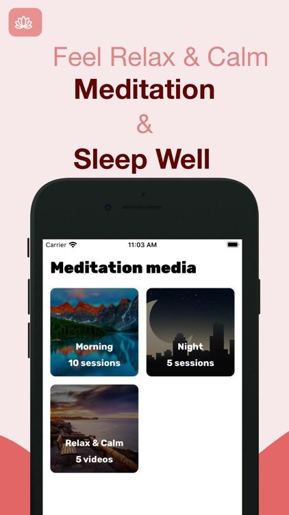 Pulse: Sleep Meditation, Water screenshot-3