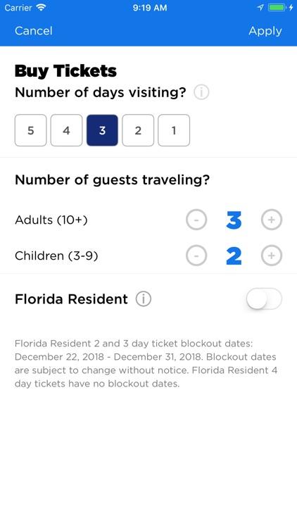 Universal Orlando Resort™ screenshot-5