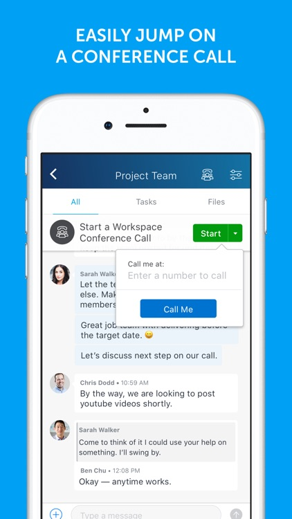 Mitel Teamwork screenshot-4