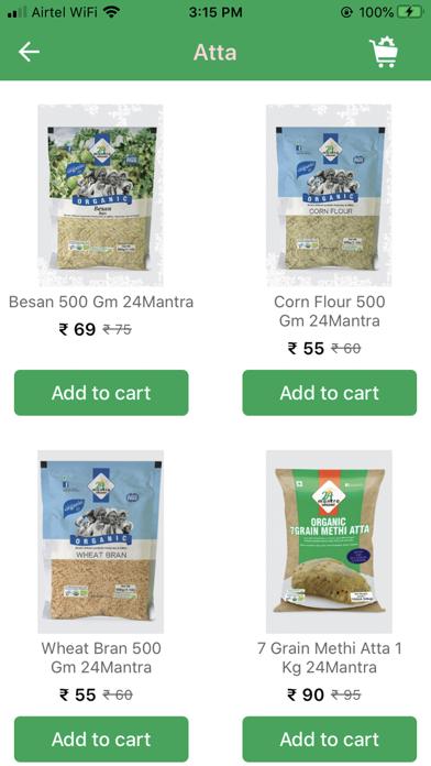 Organic Shoppe screenshot 3