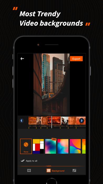 BeatStarr - Music Video Maker screenshot 4