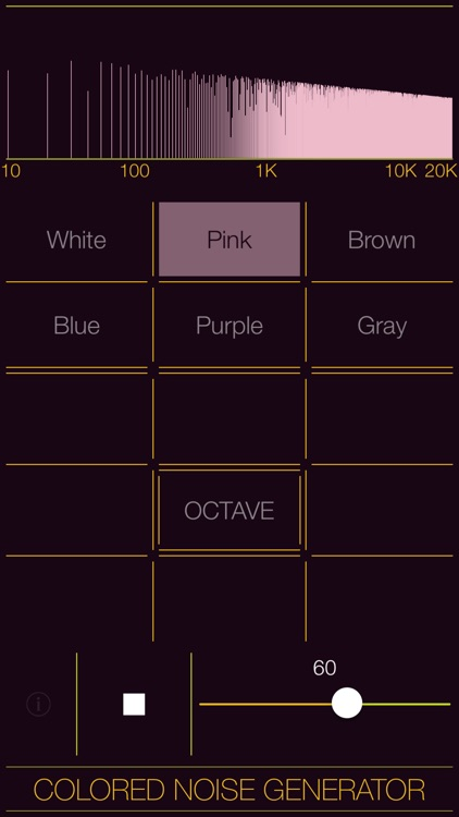 Colored Noise Generator