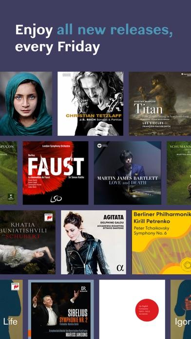 Primephonic - Classical Music Screenshot